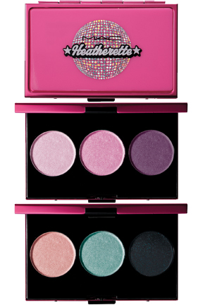 Heatherette Eye Shadow Trios