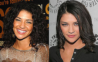 Do You Like Jessica Szohr With Straight or Curly Hair?