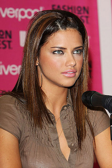 The Beautiful Adriana Lima Honored @ Fashion Fest in Mexico