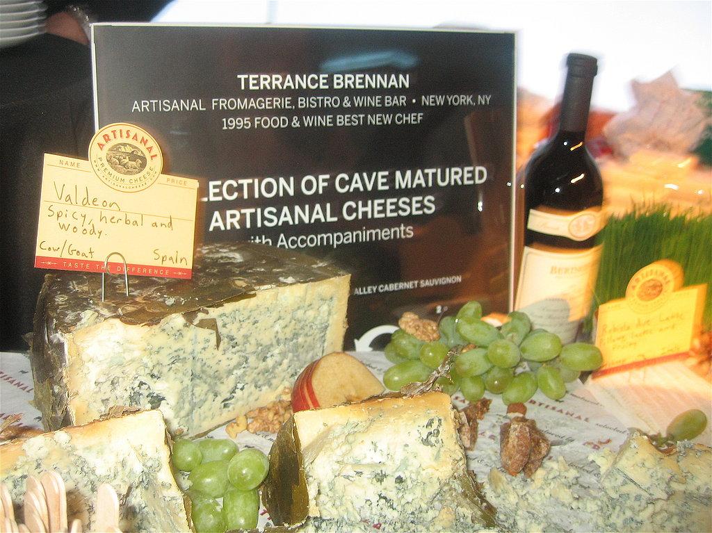 Terrance Brennan's Artisanal Cheeses