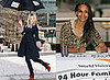 Fearne Cotton And Samantha Mumba Launch World Vision's 24 Hour Famine 2008