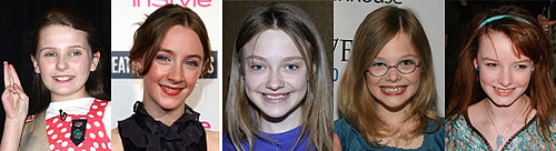 Pop Poll on Your Favourite Young Actress from Abigail Breslin, Dakota Blue Richards, Saoirse Ronan, Dakota or Elle Fanning