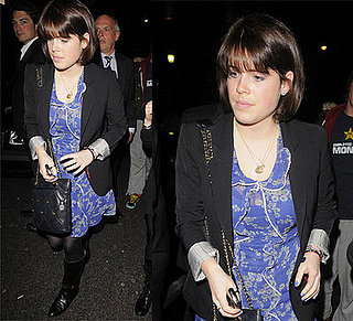 Celebrity Style: Princess Eugenie at Mahiki