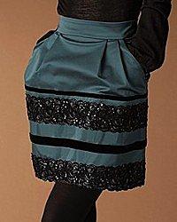 Nanette Lepore Radiant Satin Skirt - Women's - Bloomingdales.com