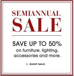 Sale Alert: Williams-Sonoma Home Semiannual Sale