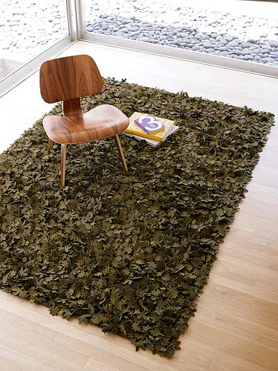 Guess Who Designed This Rug?