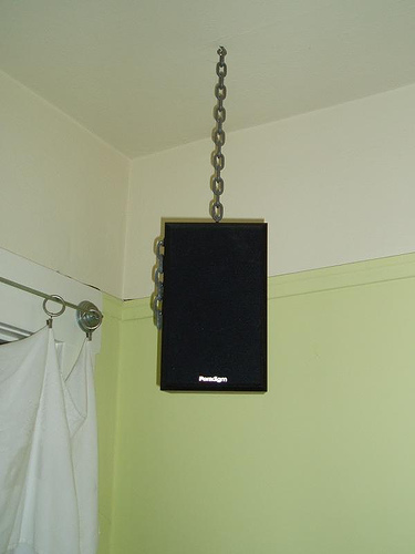 Speakers From the Ceiling