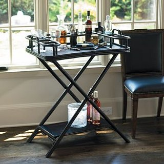 Steal of the Day: Ballard Designs Nicobar Folding Tray Table