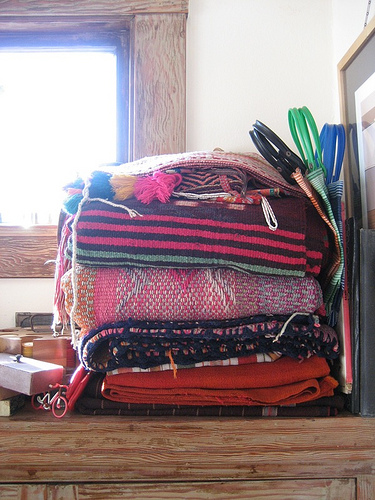 A Collection of Textiles
