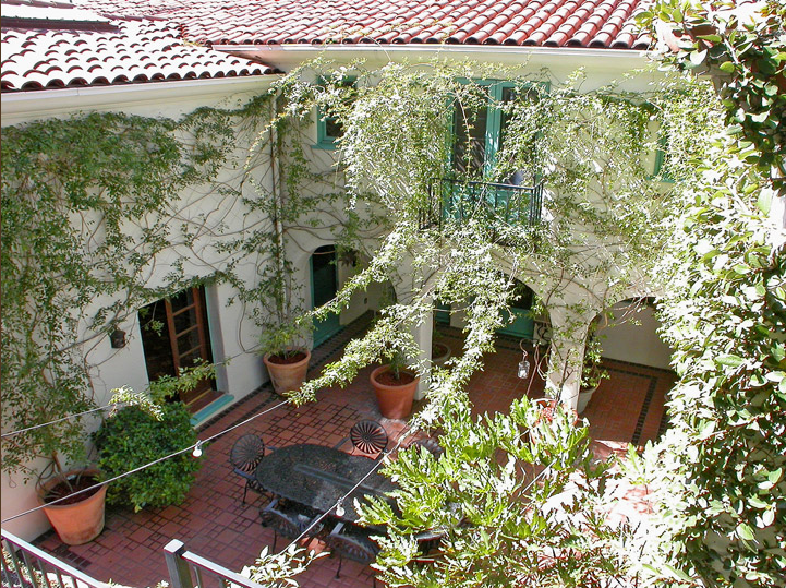 Coveted Courtyard