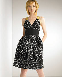 Robert Rodriguez Cheetah-Print Dress @ Bergdorf Goodman