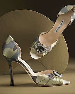 Manolo Blahnik Camouflage Pump: Love It or Hate It?