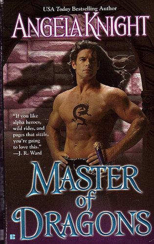 Master of Dragons-Angela Knight