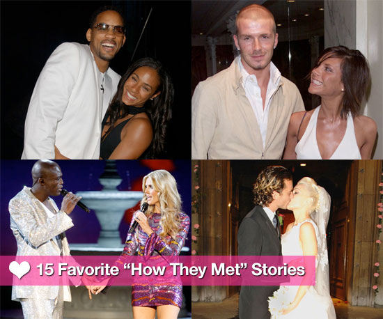 "PopSugar's 15 Favorite ""How They Met"" Stories"