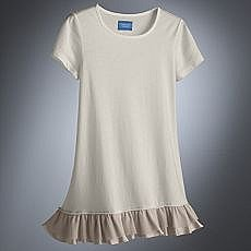 Simply Vera Vera Wang Ruffled Top