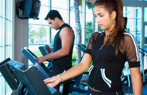 Join a Gym With Your Significant Other