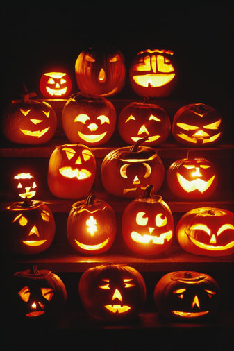 Host a Pumpkin Carving Party!