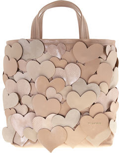 The Bag to Have: Marc Jacobs Love Big Heart Nude Satchel