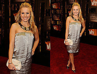 2009 Critics' Choice Awards: Kristen Bell