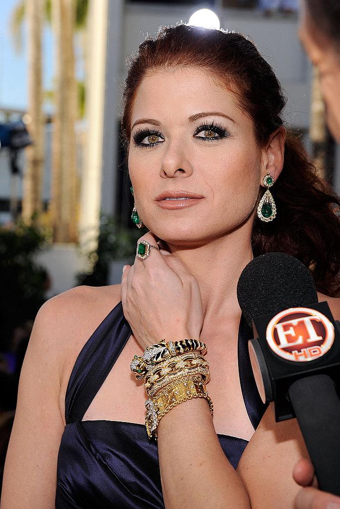 Debra Messing, Cartier