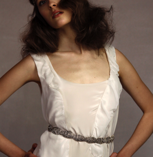 Sneak Peek! Jennifer Behr Spring '09 Collection