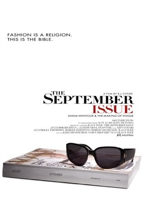 "R.J. Cutler Creates Film About Vogue Named ""The September Issue"""