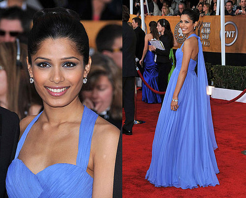 Screen Actors Guild Awards: Freida Pinto