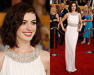 Screen Actors Guild Awards: Anne Hathaway
