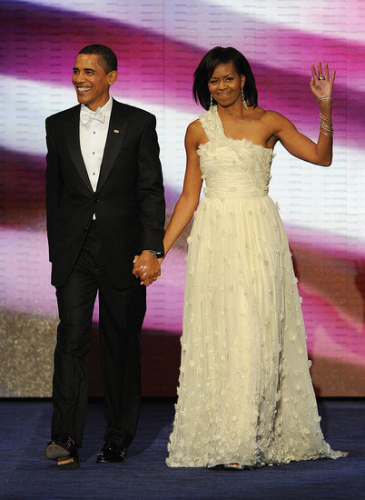 Michelle Obama in Jason Wu