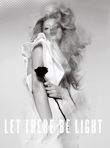 Girls on Film: Let There Be Light, V Magazine