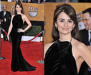 Screen Actors Guild Awards: Penelope Cruz