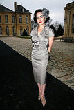 Dita Von Teese at Christian Dior