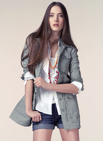 Look Book Love: Madewell Spring '09