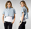 Oak Cropped Button Pocket Chambray Shirt: Love It or Hate It?