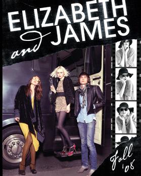 Elizabeth & James Fall 2008