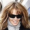 Celebrity Style: Elle Macpherson in London 
