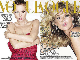 Which Kate Moss For Vogue España Cover Is Most Fab?