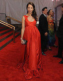Models Strut Their Stuff at The Met's Costume Institute Gala