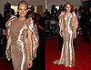 The Met's Costume Institute Gala: Amber Valletta