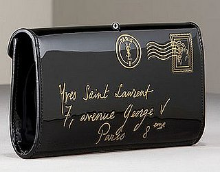 In Honor, We're Giving Away a Collector's Edition Yves Saint Laurent Clutch