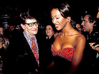 "Naomi Campbell on YSL: ""I Owe Him Everything"""