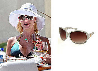 Found! Katherine Heigl's Vacation Sunnies