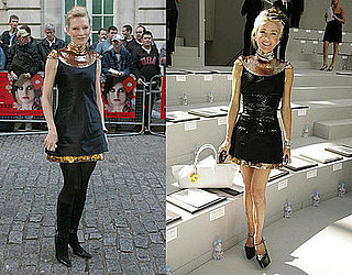 Who Wore It Better? 2006 Chanel Fall Couture LBD