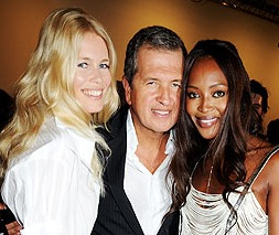 Stars Turn Out For Mario Testino's Photo Party