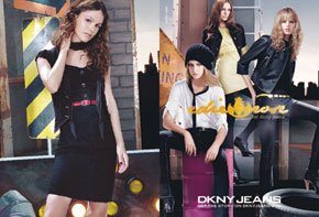 Rachel Bilson Stars In Edie Rose For DKNY Campaign