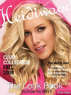 Sneak Peek! Heidiwood Fall 2008 Club Collection
