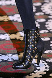 Gucci Studded Booties