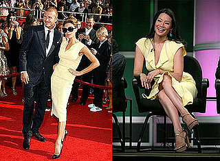 Who Wore It Better? Roland Mouret Primrose Yellow Dress