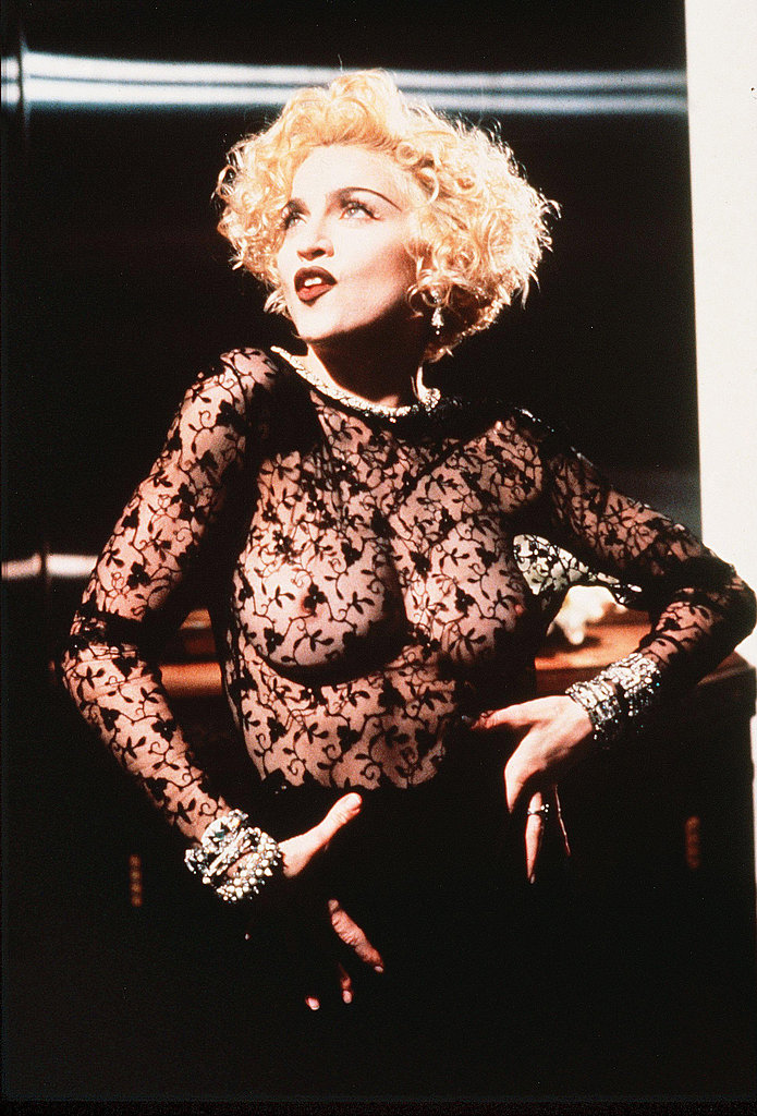 Madonna Style Through the Ages