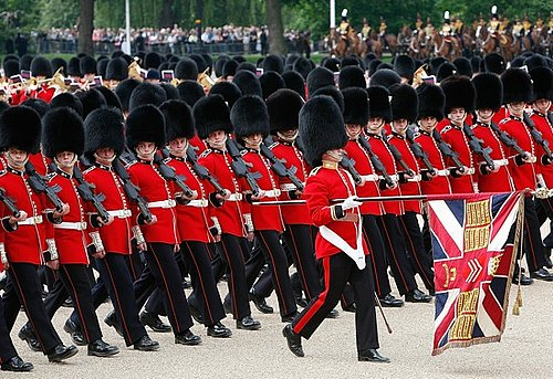 Stella McCartney and Vivienne Westwood Designs Uniforms For the Queen's Guards
